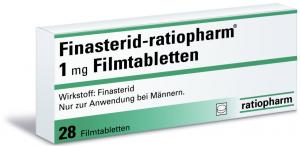 Finasterid 1 mg Haarausfall