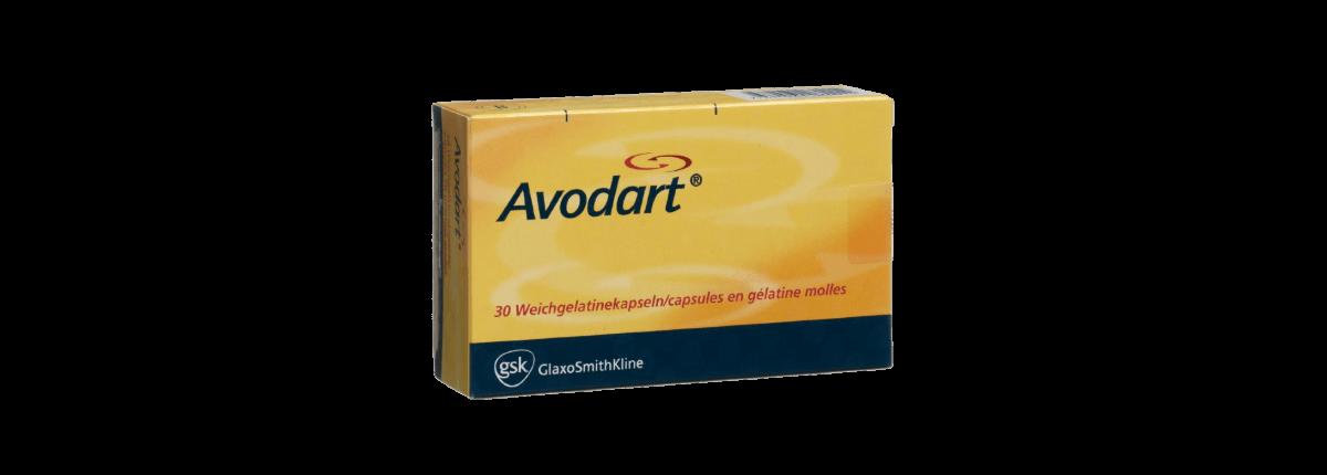 Avodart - Wirkstoff Dutasterid